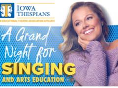 Miss Iowa Arts Event